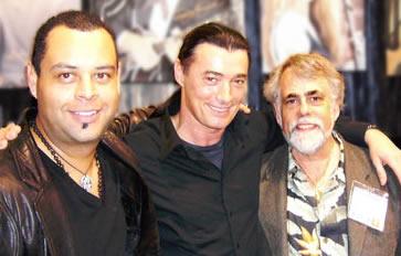 Roger Espinoza, Lulo Reinhardt, Rick Shubb