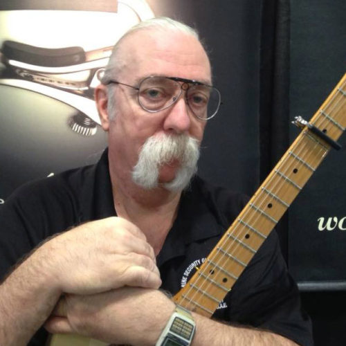 "Guitar legend Jeff ""Skunk"" Baxter"